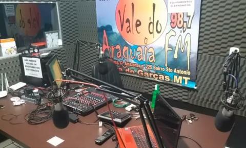 Rádio faz lockdown por uma semana em Barra do Garças para preservar saúde dos colaboradores