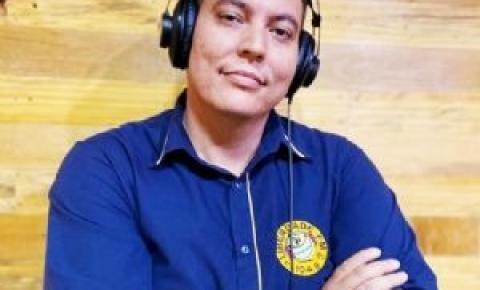 Radialista do Araguaia é transferido para Várzea Grande após contrair Covid