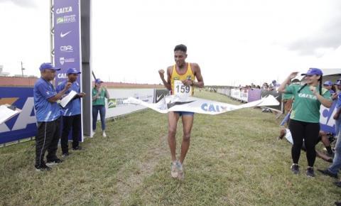 Atleta de Barra do Garças corre para ser o futuro do meio-fundo do Atletismo do País