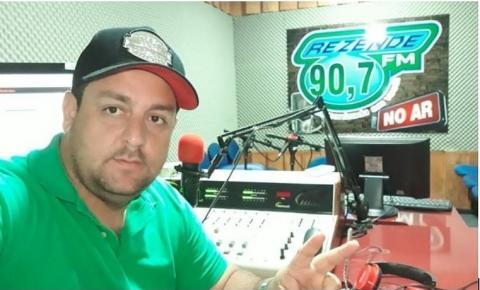 Radialista morre em decorrência da Covid em Barra do Garças