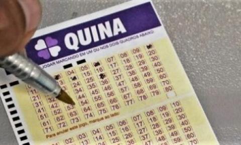 Apostador de MT acerta 5 números da Quina e fatura R$ 2,3 milhões