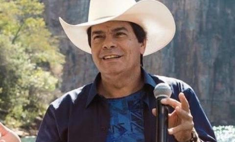 Covid mata cantor Parrerito, do Trio Parada Dura, de 67 anos VEJA VÍDEO