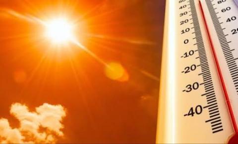 Mato Grosso fica em alerta vermelho com altas temperaturas e baixa umidade