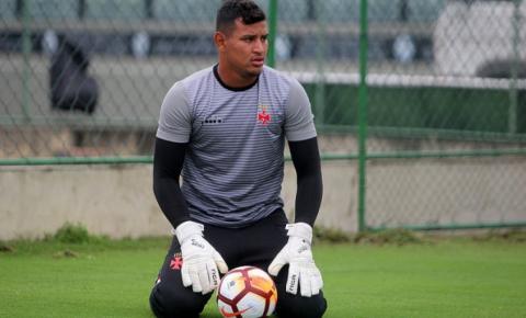 Luverdense contrata goleiro barra-garcense Gabriel Félix, ex-Vasco