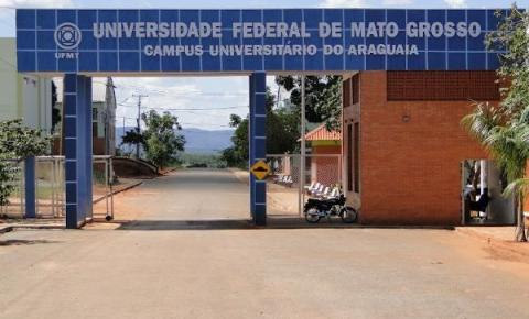 Eleição para Pró-Reitoria da UFMT de Barra do Garças será sexta dia 4/12 com voto virtual