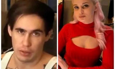 Youtuber é preso após fazer live ao lado do cadáver da namorada grávida