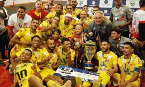 Começa nesta quinta-feira (10) a Copa Centro América de Futsal 2020