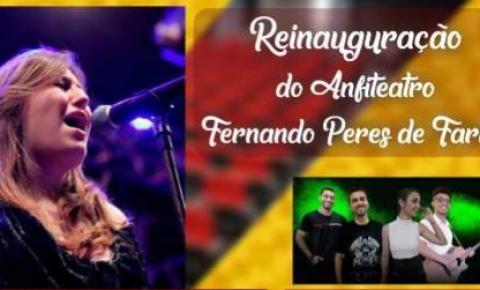 Prefeitura reinaugura centro de convenções de Barra do Garças com evento beneficiente terça às 20h30 com live ao vivo
