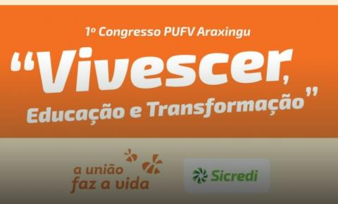 Sicredi Araxingu realiza 1º congresso virtual do PUFV