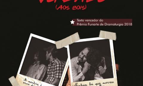 Barra do Garças recebe espetáculo de teatro dia 2 de Fevereiro
