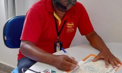 Veterano da comunicação recebe diploma de Jornalista em Barra do Garças