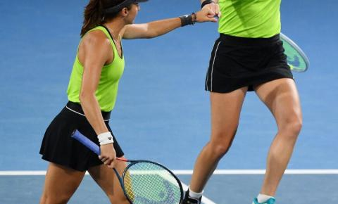 Luisa Stefani é superada nas quartas de final do WTA 1000 de Dubai