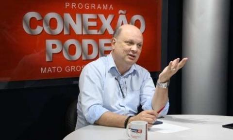 Apresentador de TV segue internado e pulmão está comprometido 50% em Cuiabá
