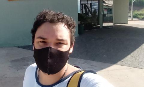 Jornalista vence Covid e recebe alta em Barra do Garças