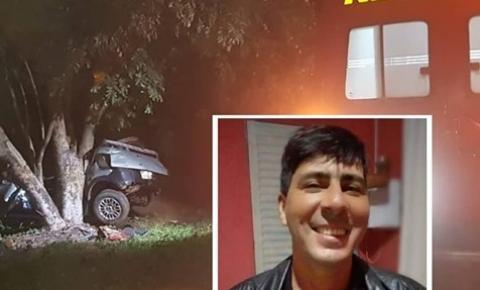 Ex-cinegrafista de Barra do Garças morre de acidente em Nova Xavantina