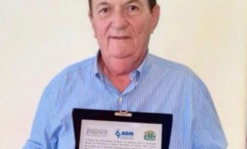 Morre ex-prefeito de Arenópolis, mais uma vítima do coronavírus