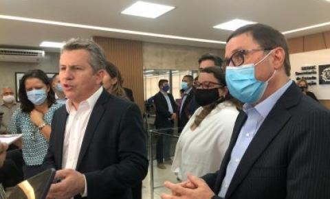 Secretário destaca gestão; ampliação de grupo e vê Mauro