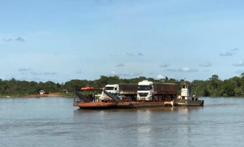 MPF de Barra do Garças e Estado conseguem paralisação de balsa do Xingu para manutenção