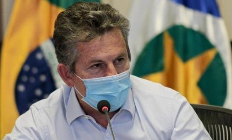 Mauro Mendes pede prioridade para gestantes na vacinação