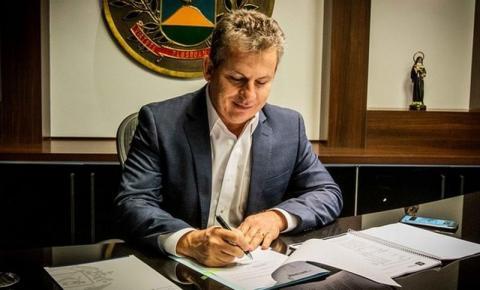Mauro Mendes e mais 8 governadores enviam carta a Joe Biden pedindo política ambiental sustentável