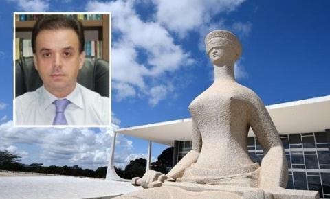 Juiz de MT que recebeu salário de meio milhão de reais é indicado para vaga no STF