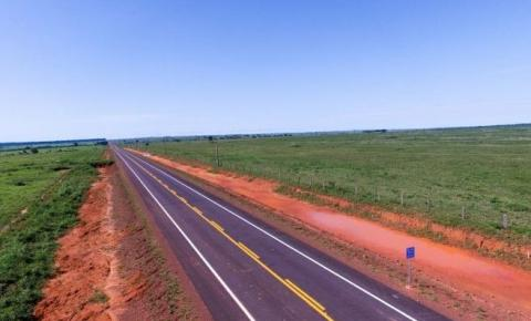Parcerias vão garantir pavimentação asfáltica de 132 km na região do Xingu