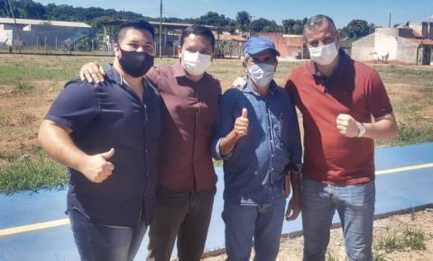 Deputado Faissal visita Pontal do Araguaia e Barra do Garças e ouve demandas da região