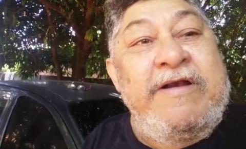 Cantor de Aragarças faz apelo ao Datena para não ficar cego e pede cirurgia de catarata VEJA VÍDEOS