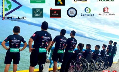 Equipe de Parajiu-Jitsu de Barra do Garças apresenta, segunda (14/6) às 9 h na Gracie Barra, medalhas conquistadas em Santa Catarina