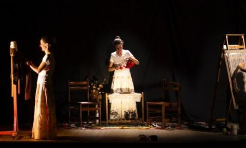 Espetáculo teatral com produção de Barra do Garças estreia dia 1/7 e aborda universo feminino, questão social e de gênero