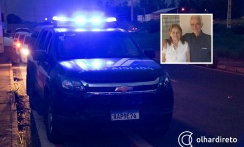 PM mata bandidos que assassinaram idosa e atiraram na cabeça do marido dela