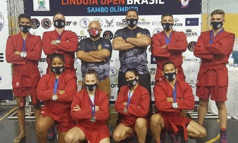 Atletas Sambo Bope-MT conquistam ouro e título de campeão brasileiro em SP