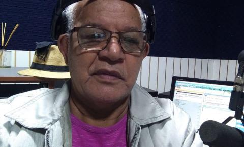 Pastor e radialista vence a Covid depois de 18 dias de internação e está de volta em Aragarças