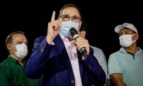 Secretário Mauro Carvalho explica que Ferrogrão e Fico seguem sendo prioridades para Mendes