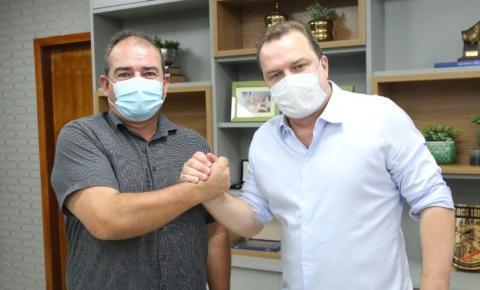Marcelo Aquino com apoio do deputado Max Russi prepara um novo pacote de obras para General Carneiro