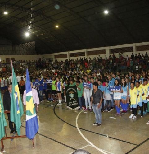Barra do Garças será sede da etapa estadual dos Jogos Escolares da Juventude 2018