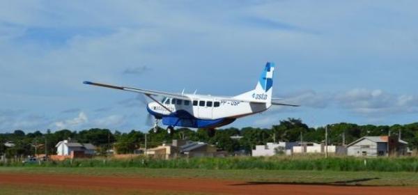 Canarana passa a ter voo comercial para Cuiabá