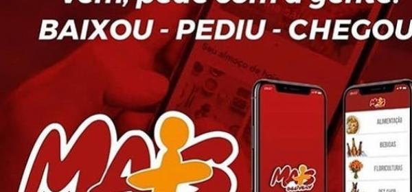 Aplicativo de entrega de comidas Mais Delivery BG chega em Barra do Garças e pode salvar pequenos negócios